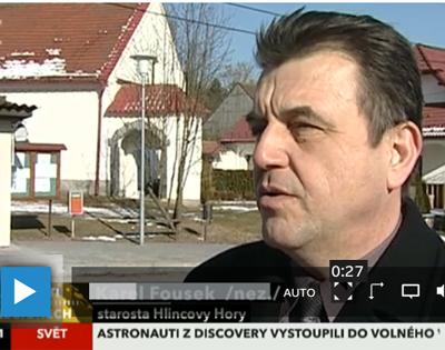 ČT vysílání 28. 2. 2011