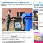 Projekt pro města a obce - Českobudějovický Deník 27. 4. 2011