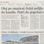 Projekt pro města a obce - Mladá fronta Dnes 12. 5. 2011